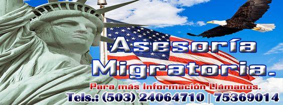 Trámites  Visa - USA,  El Salvador.: Asesoria Migratoria