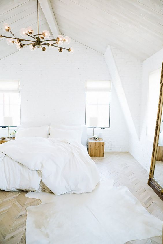 All White Interior Design Of The Homewares Designer Home: {Leanne Ford} Her Favorite White Paint & Home Decor Ideas