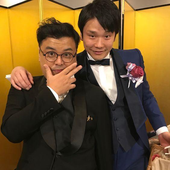 濱家さんと久保田さん
