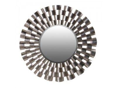 CH Furniture Modern Round Mirror £283.00