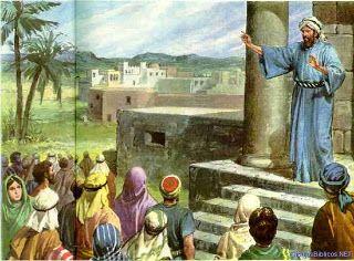 Ministério Infantil: Lição Biblica: JEREMIAS - UM GRANDE PROFETA Base ...