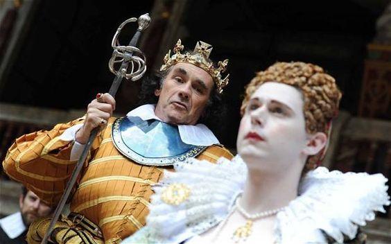 """""""Richard III"""" (Act I, Scene III)"""