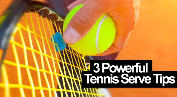 A strong serve can make a good tennis player in a great one and a great tennis player into a dominating one. If you want to be able to hit a serve as well as Andy Roddick, John Isner, or Roger Federer, remember these tennis serve tips. Work on Accuracy, then Incorporate Strength The strongest …