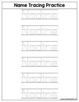 Custom Name Tracing Worksheet Download Create Custom Printables Worksheets Name Tracing Worksheets Name Tracing Tracing Worksheets Printable name tracing worksheets free