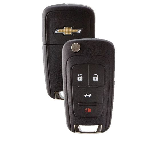 Chevrolet Flip Key Remote 4 Button Classic Cars Chevy Cruze Chevy Sonic