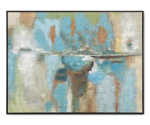 All Clearance Dania Furniture Abstract Art Wall Art