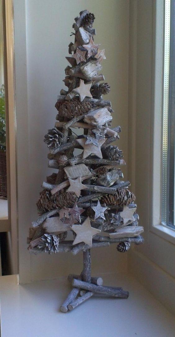 Bekijk de foto van Morethanstylish met als titel Iets anders dan een traditionele Kerstboom en andere inspirerende plaatjes op Welke.nl.