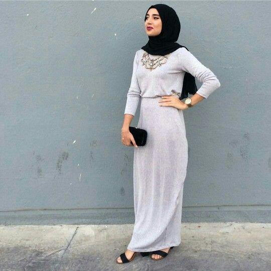 Hijab Chamber Fashion Chic Hijab Ootd Pinterest