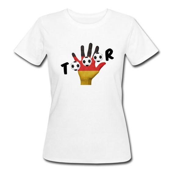 Tor Deutschland - Tolle  Shirts und Geschenke für alle Deutschland und Fußball Fans. Es lebe die Deutsche Nationalmannschaft! #fußball #bundesliga #länderspiel #fußballfan #tor #deutschland #wm #em #weltmeisterschaft #europameisterschaft #fan #fanartikel #sport #shirts #geschenke