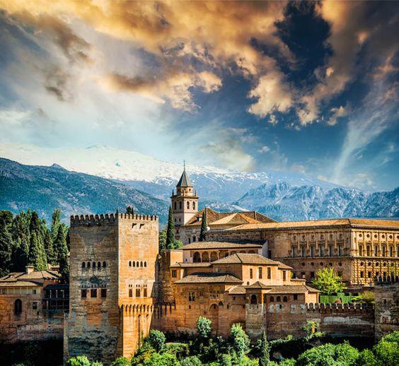 Que ver en Granada: Palacios de la Alhambra