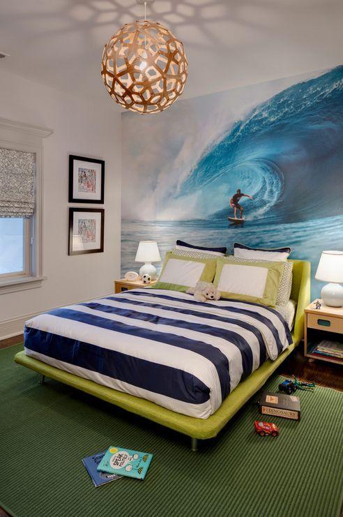 ORIGINALES, PRÁCTICOS Y ACTUALES Dormitorio para chicos adolescentes