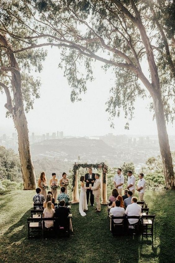 Small Wedding Ideas In 2020 Small Weddings Ceremony Outdoor Wedding Ceremony Small Wedding