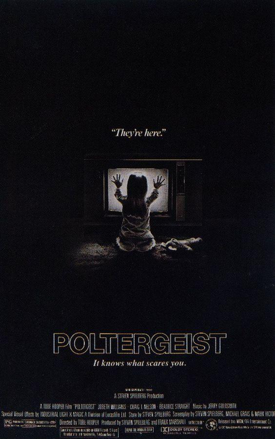 Summer of 1982 Poltergeist