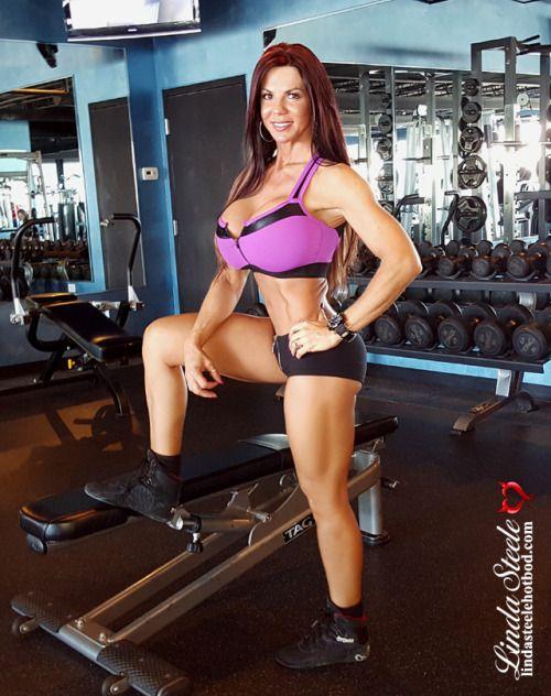 Linda Steele Steele Hot Fitness Linda