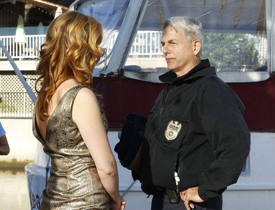 Hostující Diane Nealová (agentka CGIS Abigail Borinová), 8 - 11. Lodě v noci (Ships in the Night)