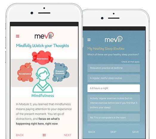 Mevii Screenshot 1