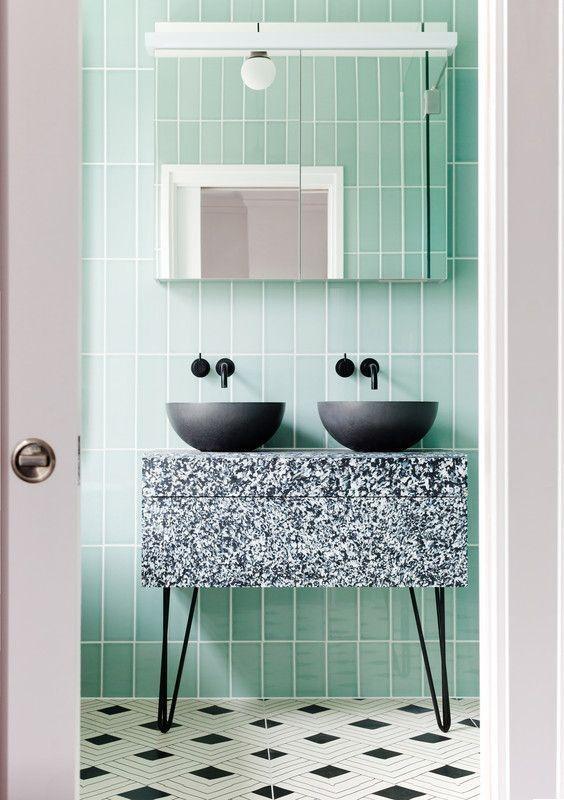 Neo Mint: como usar a cor tendência 2020 na decoração