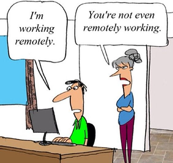 A little INSIDE #humor to finish up your Wednesday workday, enjoy!