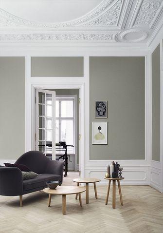 Et si vous décoriez votre plafond avec des moulures, rosaces ou corniches? Optez pour la couleur!: