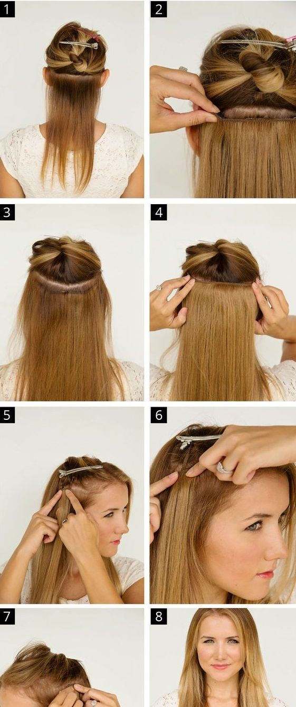 Haarverlangerungen Vorher Und Nachher 100 Fotos Kurz Haar Frisuren Coole Frisuren Haarverlangerung Haar Extensions