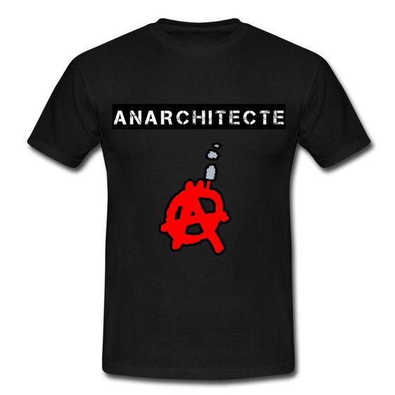 Mon T-shirt pour les anti-hiérarchies : ANARCHITECTE  Commandez ici votre modèle : https://shop.spreadshirt.fr/jeux-de-mots-francois-ville/130243468?q=I130243468&noCache=true  Découvrez d'autres T-shirts contestataires : https://shop.spreadshirt.fr/jeux-de-mots-francois-ville/r%C3%A9volution  #tshirt #spreadshirt #nihiliste #anarchiste #plan #contestation #JeuxdeMots #dieu #anarchie #Anarchitecte #révolution #politique #FrancoisVille #punk #nidieunimaître #architecture #révolte #combat…