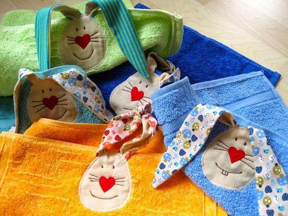 fadenundmehr: Bunny-Parade! Hasen für die Kleinen!