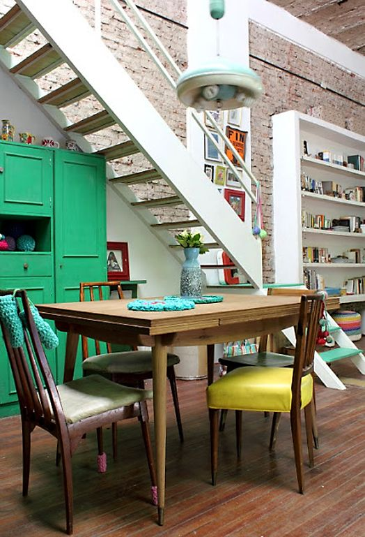 Easy Colorfull Home  Decor