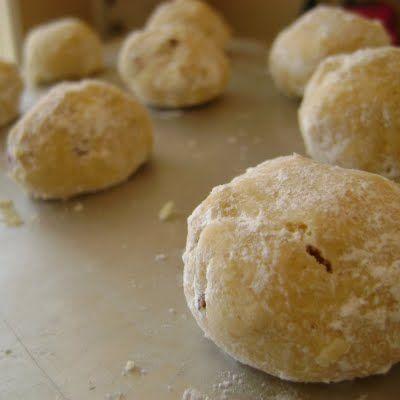 gluten free pecan drops