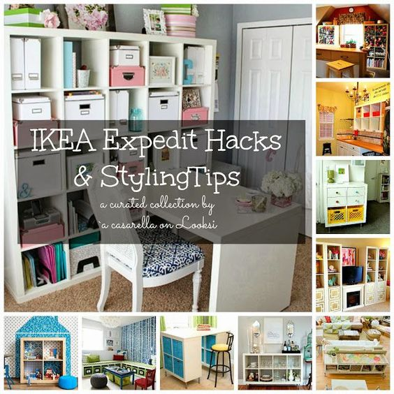 Ikea Expedit Kitchen: I Love, Ikea Expedit And Tips On Pinterest