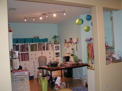 scrap room idea