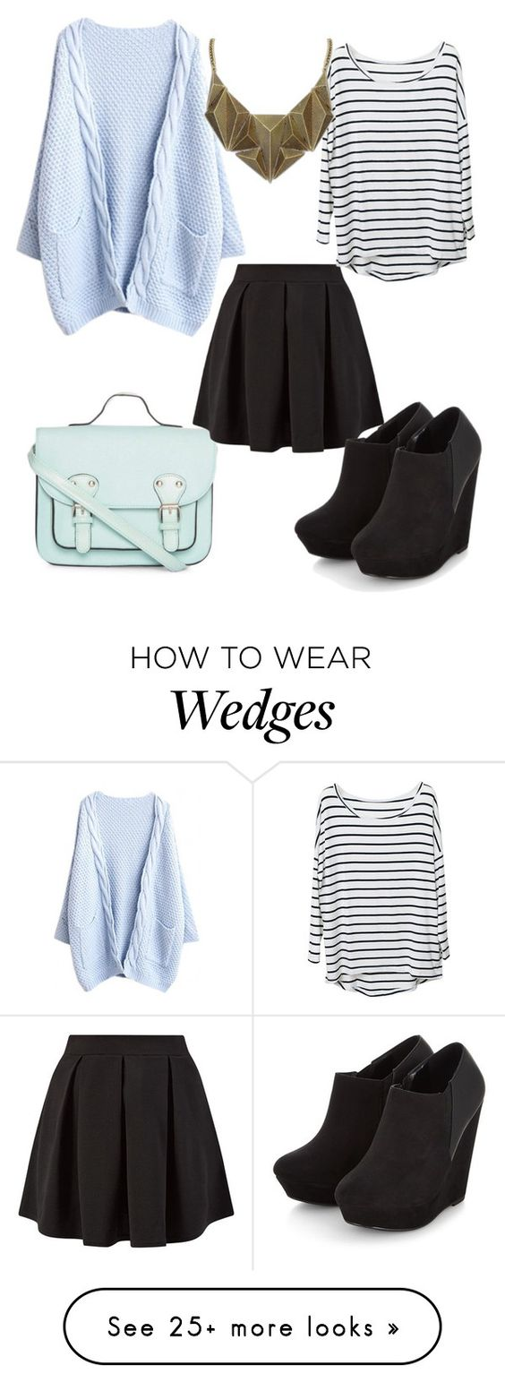 """Untitled #177"" by batmanbeauty on Polyvore featuring Cameo Rose and Chicnova Fashion"