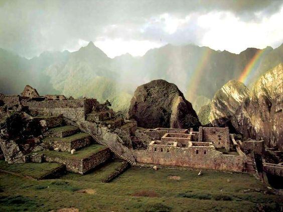 """Machu Picchu """"City of the Incas"""""""