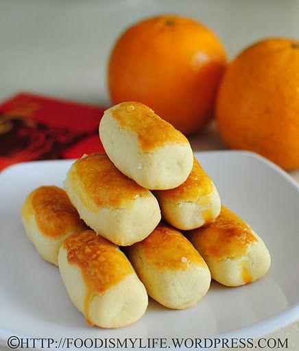 Pineapple tart, Tarts and Chinese new years on Pinterest