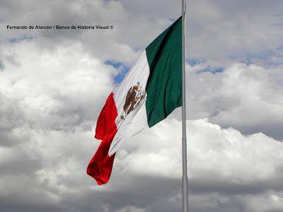 México nublado. / Cloudy México.