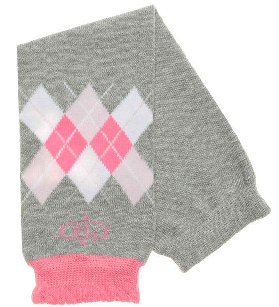 @BabyLegs Legwarmers in Pink Croquet - *OWN*