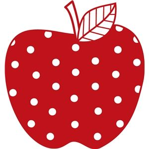 Silhouette Design Store - View Design #68148: split curlicue apple