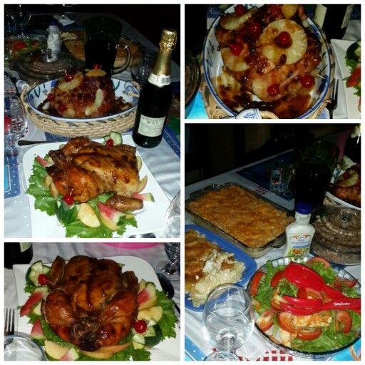 jamaican christmas dinner - photo #1