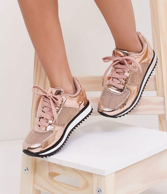 Sapato Feminino Tênis