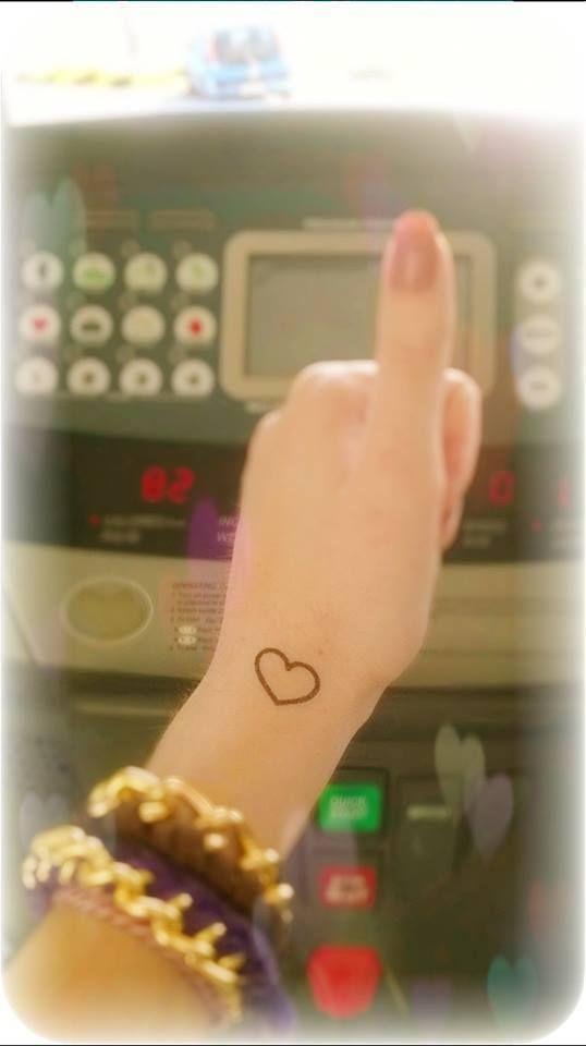 Little Heart! Doodleskin.com