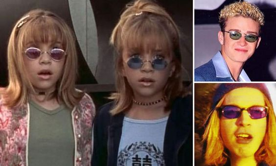 13 Fashion Trends of the 90's - Yikes!I'm guilty of at least a few of these.