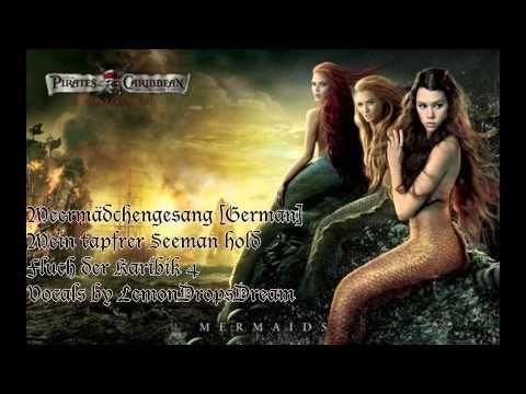 [LDD] Fluch der Karibik 4 - Mein tapfrer Seeman hold [German Cover] - YouTube