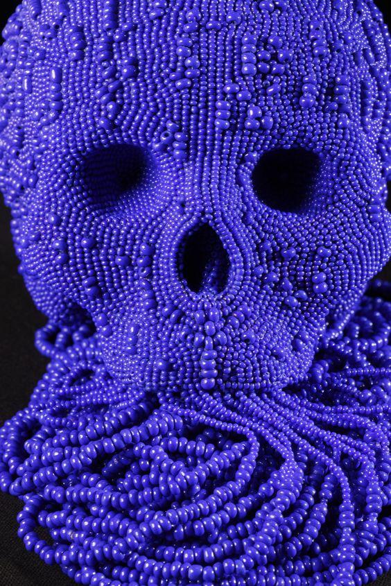 Marieaunet: Les dernières sculptures de Jim Skull