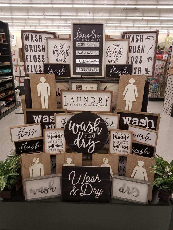 Good Pictures Bathroom Signs Hobby Lobby Strategies Bathroom Signs