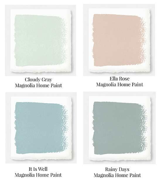 Joanna Gaines Just Added A Gorgeous New Color To Her Paint Collection Paint Colors For Home Interior Paint Colors Schemes Blue Green Paints