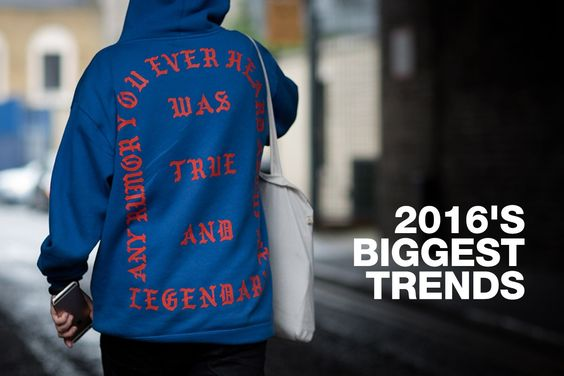 We take a look at the biggest fashion fads and crazes of the year and try to predict which ones will be sticking around until 2017.