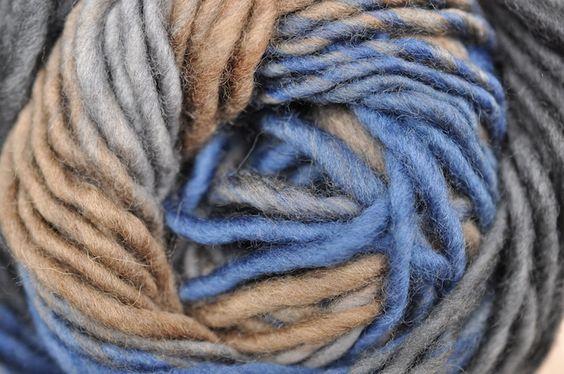 Merino color #Wollgarnspinnerei #Ferner