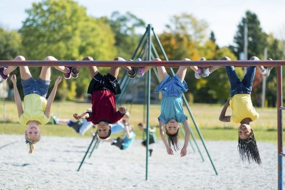 Kids need an exercise plan, right? Wrong. Here's what they really need.