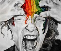 insane rainbow