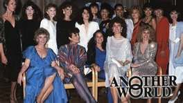 Heres a cast photo of all the talented ladies from 1982 Another World