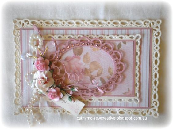 Spellbinders Cards | ... card. I love Spellbinders dies and have seen some cards that have used